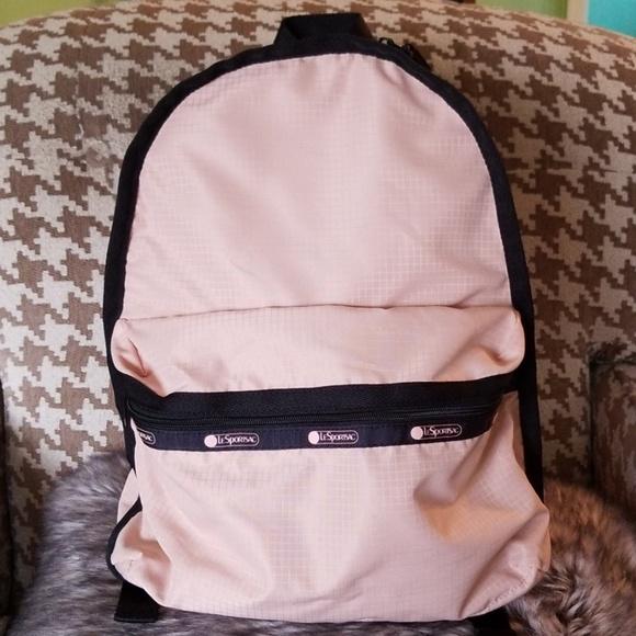 Lesportsac Handbags - LeSportsac Backpack